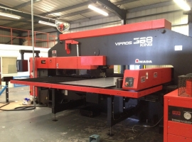 Punch AMADA VIPROS 368 KING (USED)