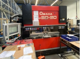 Press brakes AMADA HFP 50-20 (USED)