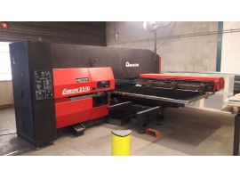 Punch AMADA EUROPE 2510 (USED)
